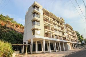 Sea View 1 BHK Stay, Vasco Goa, Apartments  Marmagao - big - 20