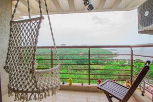 Sea View 1 BHK Stay, Vasco Goa, Apartments  Marmagao - big - 26