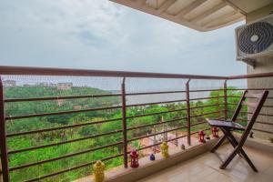 Sea View 1 BHK Stay, Vasco Goa, Apartments  Marmagao - big - 25