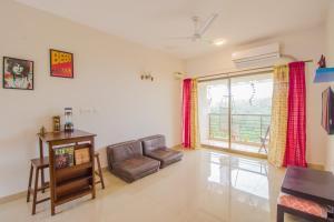Sea View 1 BHK Stay, Vasco Goa, Apartments  Marmagao - big - 24