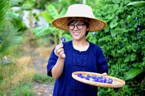 Auberges de jeunesse - Private Thai House in Coconut Farm