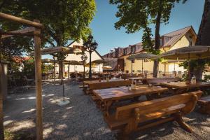 Hotel & Gaststätte zum Erdinger Weißbräu, Отели  Мюнхен - big - 24