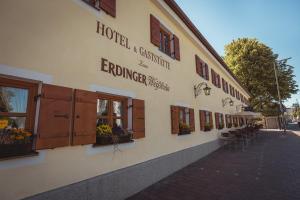 Hotel-Gaststätte zum Erdinger Weißbräu, Отели  Мюнхен - big - 51