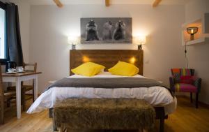 Le passe montagne - Accommodation - Uvernet-Fours