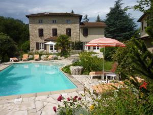 Accommodation in Saint-Lattier