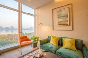 obrázek - Hangzhou Zhigao Yunxi Jia Riverview Apartment