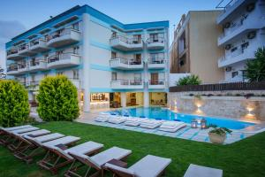 Anesis Blue Boutique Hotel, Hotely  Hersonissos - big - 30