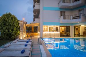 Anesis Blue Boutique Hotel, Hotely  Hersonissos - big - 18