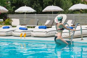 Anesis Blue Boutique Hotel, Hotely  Hersonissos - big - 22