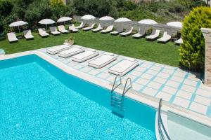 Anesis Blue Boutique Hotel, Hotely  Hersonissos - big - 9