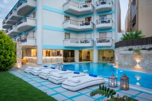 Anesis Blue Boutique Hotel, Hotely  Hersonissos - big - 12