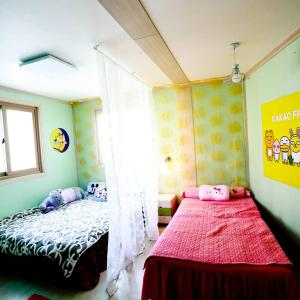 Pirate Ship Pension & Guesthouse, Affittacamere  Andong - big - 62