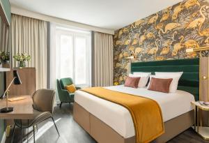 Best Western Premier Opéra Opal, Hotely - Paříž
