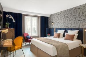 Best Western Premier Opéra Opal, Hotely  Paříž - big - 33