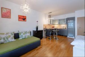 Apartmán Modern And Beauty Riverside Suite, Terrace , Privat Parking Praha Česko