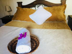 La Serrana Hostal Spa, Hotels  Socorro - big - 12