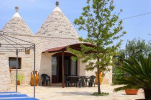 obrázek - Trullo apartments with pool Martina Franca Puglia