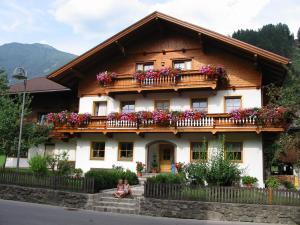 obrázek - Bauernhof im Zillertal, der Badererhof
