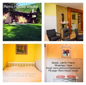 Retro House Visoko, Дома для отпуска  Високо - big - 36