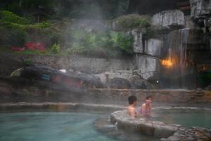 Yingde Qidong Spring Town - Tangshan Resort, Üdülőtelepek  Jingtö - big - 55