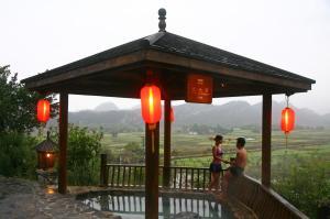 Yingde Qidong Spring Town - Tangshan Resort, Üdülőtelepek  Jingtö - big - 56