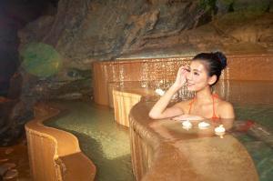 Yingde Qidong Spring Town - Tangshan Resort, Üdülőtelepek  Jingtö - big - 60