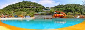 Yingde Qidong Spring Town - Tangshan Resort, Üdülőtelepek  Jingtö - big - 9
