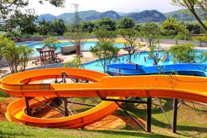 Yingde Qidong Spring Town - Tangshan Resort, Üdülőtelepek  Jingtö - big - 8