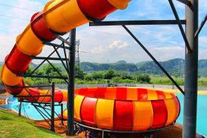 Yingde Qidong Spring Town - Tangshan Resort, Üdülőtelepek  Jingtö - big - 7