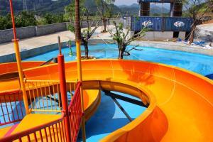 Yingde Qidong Spring Town - Tangshan Resort, Üdülőtelepek  Jingtö - big - 37