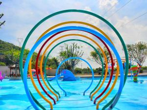 Yingde Qidong Spring Town - Tangshan Resort, Üdülőtelepek  Jingtö - big - 38