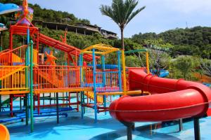 Yingde Qidong Spring Town - Tangshan Resort, Üdülőtelepek  Jingtö - big - 39