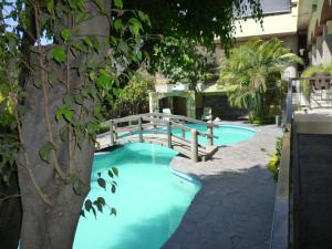 Hotel Fortin Plaza, Szállodák  Oaxaca de Juárez - big - 6