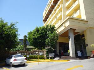 Hotel Fortin Plaza, Szállodák - Oaxaca de Juárez