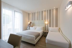 Hotel Luxor, Hotely  Milano Marittima - big - 25