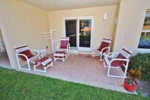 Sea Coast Gardens III 117, Dovolenkové domy  New Smyrna Beach - big - 7