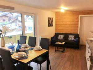 BnB Apartment Steinbock - Accommodation - Leukerbad