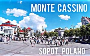 Monte Cassino Apartment Sopot Center