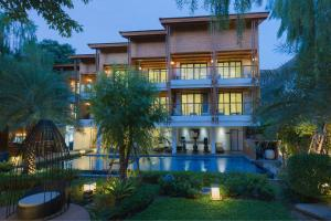 Riverside Floral Inn, Hotely  Chiang Mai - big - 67