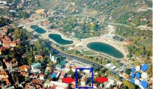 Salines Tuzla, Apartmanok  Tuzla - big - 2