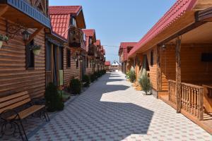 Guest complex ArNa - Prorvenskiy
