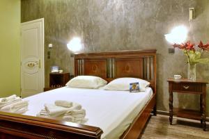 Lemonia Luxury Apartment, Apartments  Corfu Town - big - 41