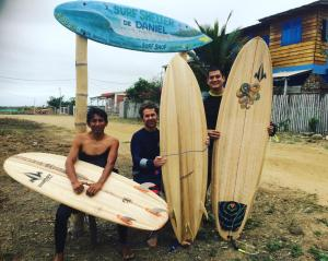 Hostal Puerto Engabao Surf Shelter, Hostely  Engabao - big - 57