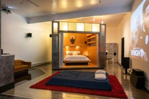 obrázek - Luxury Studio in the Old Plumbers Union Building