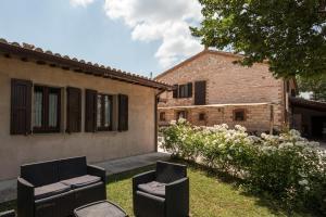 Agriturismo Il Castellaro, Загородные дома  Sassoferrato - big - 41