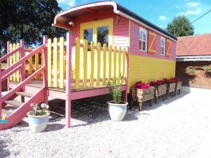 La roulotte du brise-cailloux - Yerville