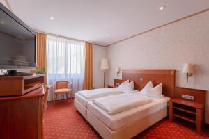 Gasthof & Hotel Goldene Krone, Szállodák  Iphofen - big - 33