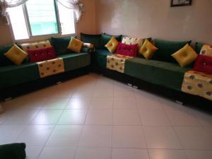 Fes Apartment, Ferienwohnungen  Douar Trhaïtia - big - 16