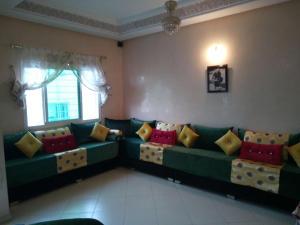 Fes Apartment, Ferienwohnungen  Douar Trhaïtia - big - 17