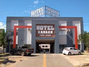 Hotel Kanaan - Cacoal